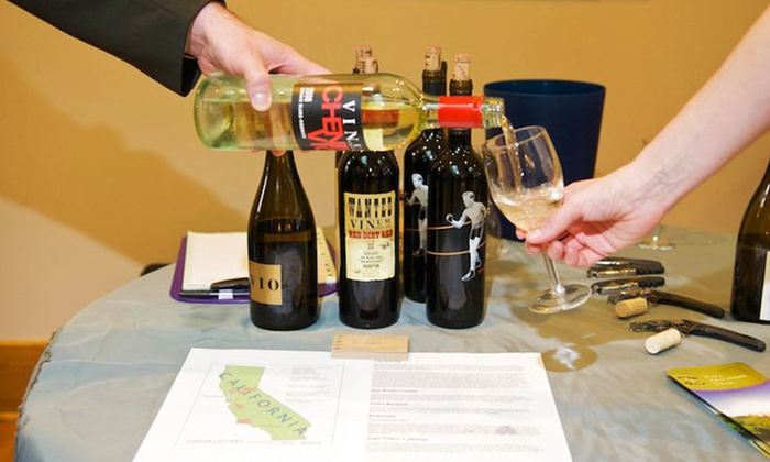 VIN12 - Multiple Locations: VIN12 Wine Event on March 8 or 15 (44% Off)