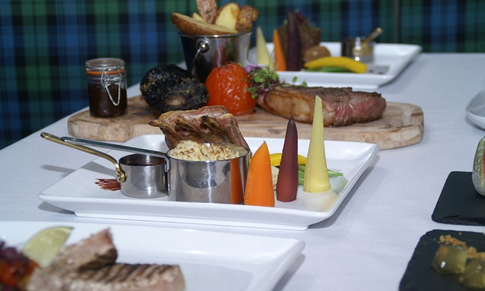 Dinner bed and breakfast deals glasgow 1 night