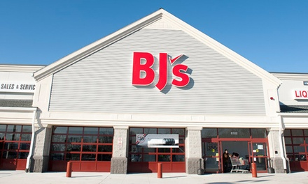 $35 for a One-Year Membership at BJ's Wholesale Club Plus a $25 In-Club Gift Card ($75 Value)