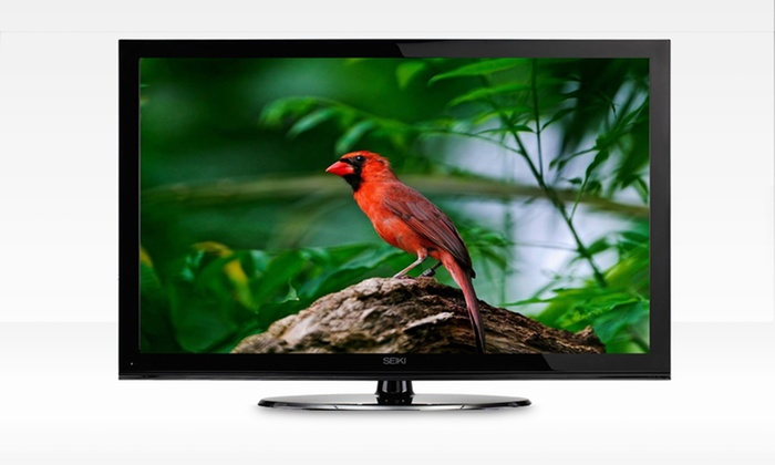 "Seiki 32"" or 37"" TV: Seiki 32"" 720p or 37"" 1080p HDTV (Manufacturer Refurbished) (Up to Half Off). Free Shipping and Returns."