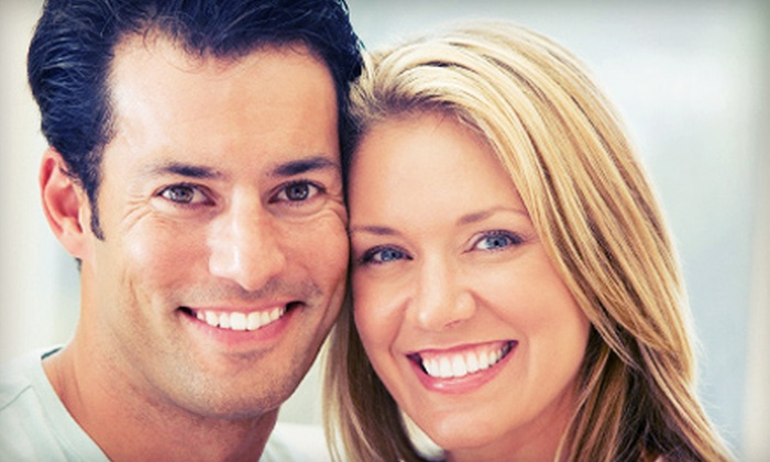 Million Dollar Smile at MySmile - MySmile in the Houston Galleria: 30- or 45-Minute Whitening Package at Million Dollar Smile (Up to 79% Off)