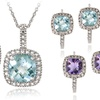 Up to 74% Off Gemstone Earrings & Necklaces