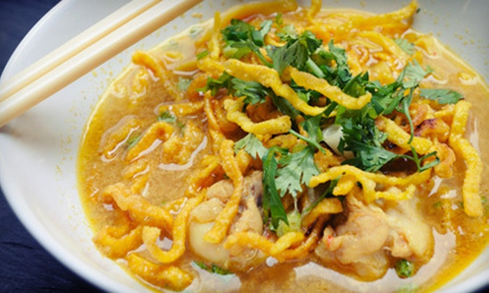 Thai House - North Burnet: $10 for $20 Worth of Thai Fare at Thai House