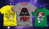 Star Wars Children's Tees: Star Wars Children's Tees. Multiple Designs Available.