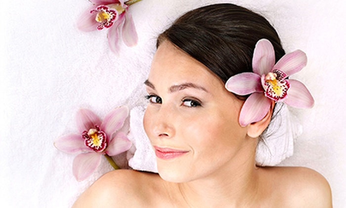 Lady Bella Med Spa - West Glen: 50-Minute Facial with Eye Treatment and 30- or 60- Minute Detox or Swedish Massage at Lady Bella Med Spa (Up to 66% Off)