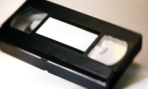 MediaGo2: One, Three, or Five Videotape-to-DVD Conversions from MediaGo2 (Up to 65% Off)