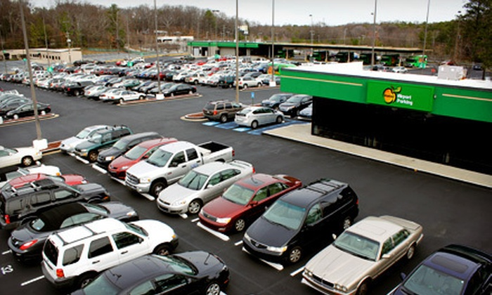 Peachy Airport Parking - Atlanta: 2, 4, 6, or 10 Consecutive Days of Outdoor Parking at Peachy Airport Parking (Up to Half Off)