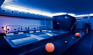 U Wellness - Barceló: Circuito spa para dos con opción de masaje en pareja desde 19,95 € en U-Wellness Barceló, junto a la Ciudad de las Artes