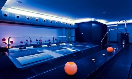 Circuito spa de una hora para dos personas con opción a masaje en pareja hindú desde 19,95€ en U-Wellness Barceló