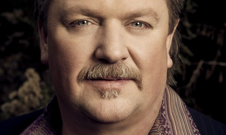 Joe Diffie at The Santander Performing Arts Center on Friday, November 14, at 8 p.m. (Up to 40% Off)