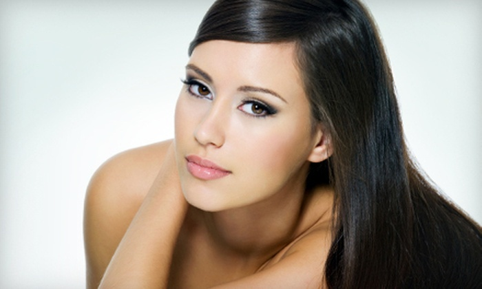 Salon Maia - Metairie: One or Two Keratin Express Smoothing Treatments at Salon Maia (Up to 53% Off)
