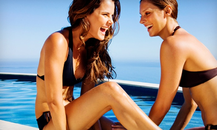 Texas Tan - Multiple Locations: Two, Four, or Six VersaSpa Spray Tans at Texas Tan (67% Off)