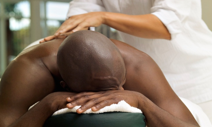 Why Not Men's Spa - West Village: 60-Minute Chi Massage, 60-Minute Facial, or Both at Why Not Men's Spa (Up to 57% Off)