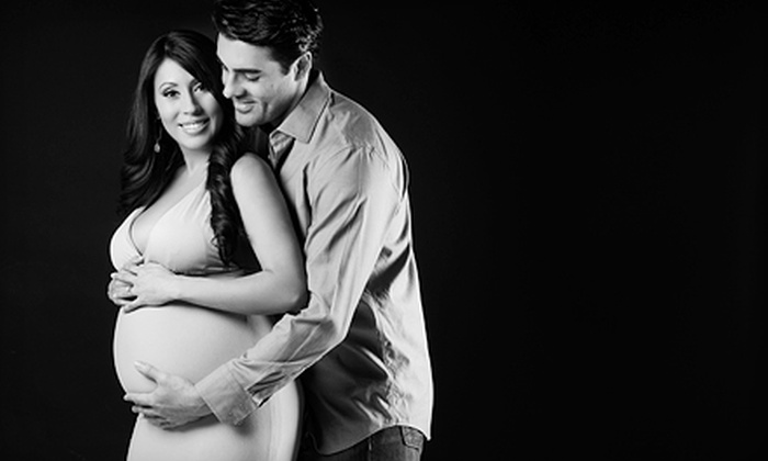 Miami Family Photography - Wynwood: Baby, Maternity, Family, or Couple's Photo Shoot at Miami Family Photography (Up to 75% Off). Two Options Available.