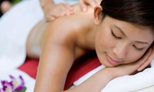 Thai Health Massage Spa: 60-, 90, or 120-Minute Thai Massage with Optional Foot Massage & Scrub at Thai Health Massage Spa (Up to 55% Off)