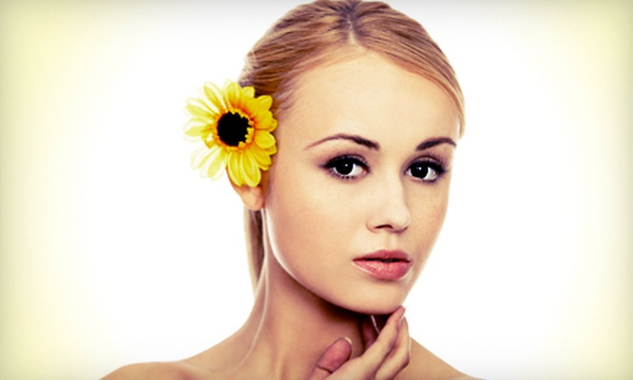 iBrow Experts - Beal Parkway: One or Two 45-Minute Gold Facials at iBrow Experts (Up to 57% Off)
