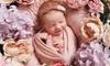 Newborn Photoshoot, Fleet Street