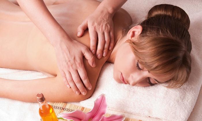 Energy Massage - South Murrieta Business Corridor: $38 for $75 Groupon — energy massage