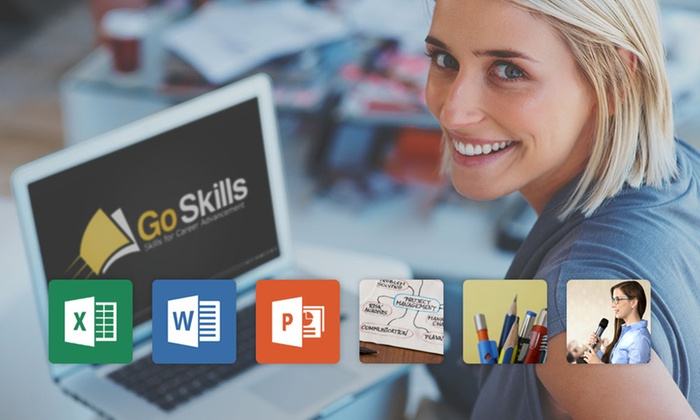 GoSkills: $49 Skills Training Bundle with Seven Courses for New Graduates (Don't Pay $99)