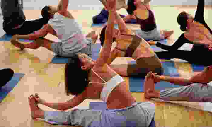Udaya Yoga - Applewood Park Townhomes: 10 Classes or One Month of Unlimited Classes at Udaya Yoga in Golden (Up to 70% Off)