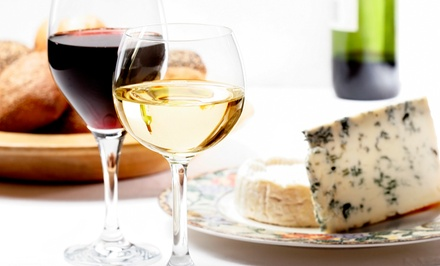 Wine-and-Cheese Tasting for Two or Four at Coeur d'Alene Cellars (Up to 37% Off)
