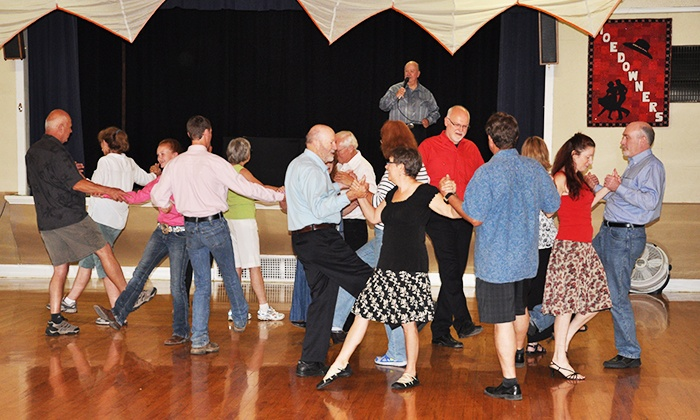 Hoedowners - Beaverton: 20 Square Dancing Lessons for One or Two at Hoedowners (Up to 59% Off)
