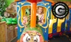 null - Plano: $5 for Kids' Safari Outing with Rides, Game of Mini Golf, and Access to Play Areas at Indoor Safari Park ($9.99 Value)