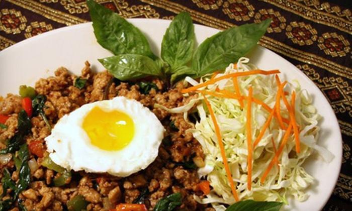 Olay's Thai Food Express - Aiea: $12 for $25 Worth of Thai Food at Olay's Thai Food Express