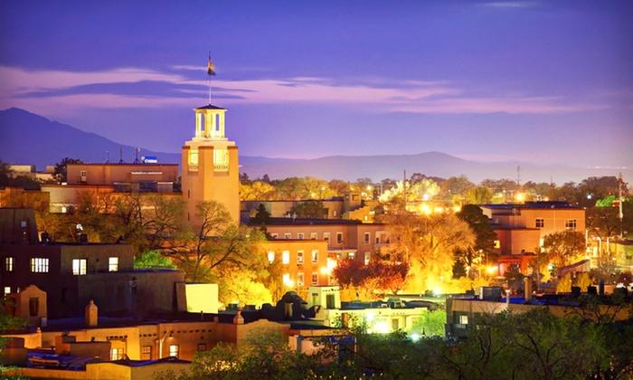 Luxx Plaza Hotel - Downtown Santa Fe: One-Night Stay at Luxx Plaza Hotel in Santa Fe, NM