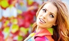 Ashley at 'N Style Salon - 'N Style Salon: Haircut and Blowout Package with Optional Partial or Full Highlights with Ashley at 'N Style Salon (Up to 57% Off)