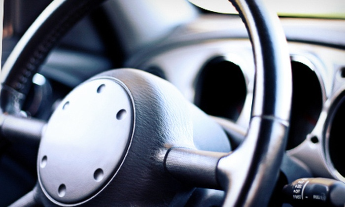 Done Right Auto Detail - Flour Bluff: Full-Detail Wash for a Car, Truck, or SUV or Mist Interior Car Sanitation at Done Right Auto Detail (Up to 51% Off)