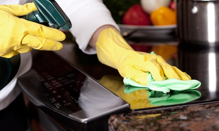 Spit Shine! Cleaning - Northwest Oklahoma City: $55 for $100 Worth of Services at Spit Shine! Cleaning