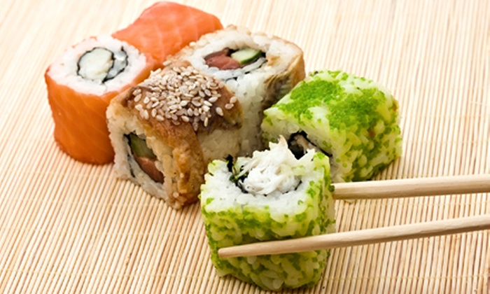 Lotus Fusion - Natomas Corporate Center: $10 for $20 Worth of Sushi and Chinese Food at Lotus Fusion