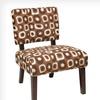 $89.99 for an OSP Accents Jasmine Chair