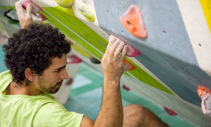 Awesome Walls Cork - Cork: Climbing Taster Session from €19 at Awesome Walls Cork (Up to 65% Off)