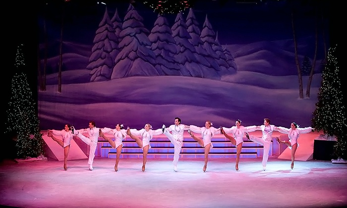 "Holiday Ice Spectacular - Cleveland Masonic Auditorium: ""Holiday Ice Spectacular"" at Cleveland Masonic Auditorium on Wednesday, December 17 (Up to 41% Off)"