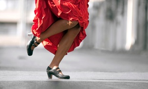 Centro Flamenco: CC$44 for a Four-Week Intro to Flamenco Dance Course for One at Centro Flamenco (CC$90 Value)