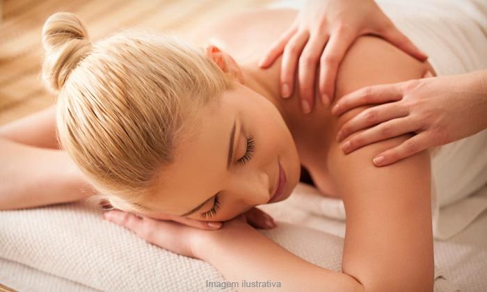 Espaço Perfect Life Cabelo e Estética - Santo André: Espaço Perfect Life – Santo André: 8, 16 ou 24 visitas com massagem relaxante e drenagem, a partir de R$ 69,90