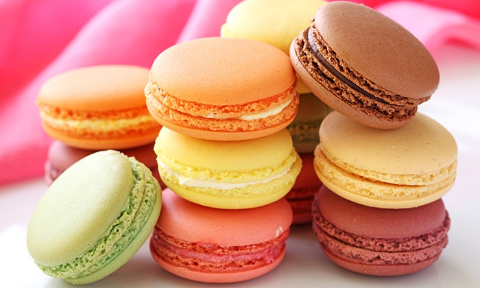 French Patisserie (Toowong) , Toowong Macarons in Assorted Flavours , 12,Pack