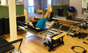 Archer Pilates & Wellness: 5 or 10 Pilates Reformer Classes at Archer Pilates & Wellness (Up to 66% Off)