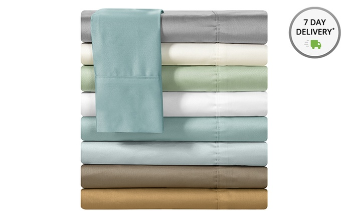 Chic Home Hotel Collection 500-Thread-Count, 100% Cotton Sheet Sets: Chic Home Hotel Collection 500-Thread-Count, 100% CottonSheet Sets. Multiple Options,$59.99–$69.99. Free Returns.