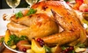 Alton's Kitchen & Cocktails - Cornelius: $125 for Take-Home Thanksgiving Dinner for Up to 12 with Sides and Dessert at Alton's Kitchen & Cocktails ($251 Value)