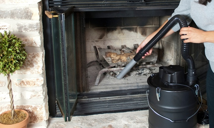 Ash Fireplace and Stove Vacuum Cleaning System. Free Returns.