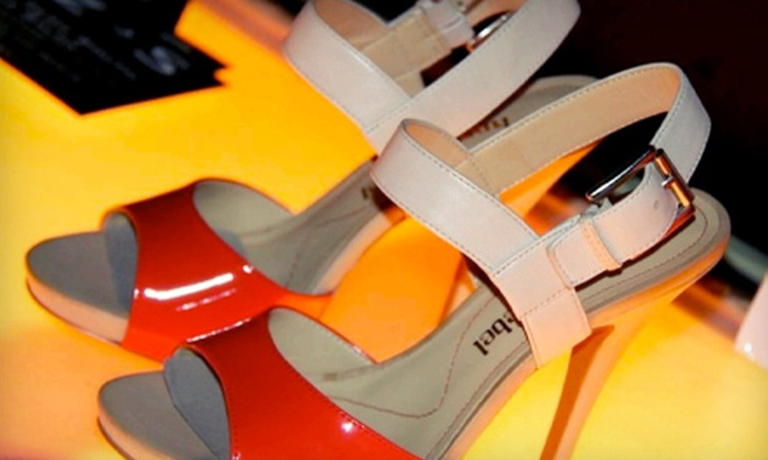 BUS STOP - Philadelphia: $25 for $50 Worth of Women's Shoes and Accessories at BUS STOP