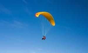 PARAPENTE BIZKAIA 2: Vuelo de iniciación al parapente con piloto titulado, fotografía y vídeo para uno o dos desde 49,90 €