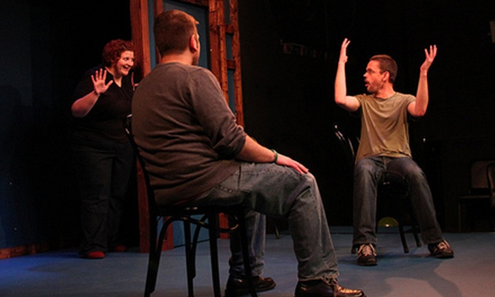 Go Comedy! Improv Theater - Downtown Ferndale: Improv Comedy for Two at Go Comedy! Improv Theater (Up to 56% Off)