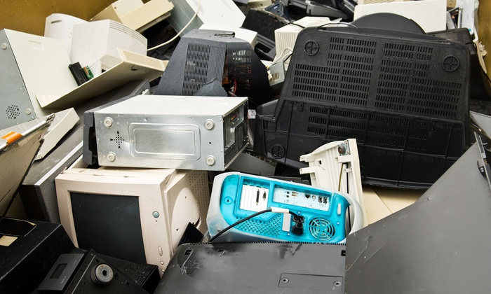 Absolute Junk Removal - Piedmont Triad: $98 for $179 Toward One Truckload of Junk Removal— Absolute Junk Removal