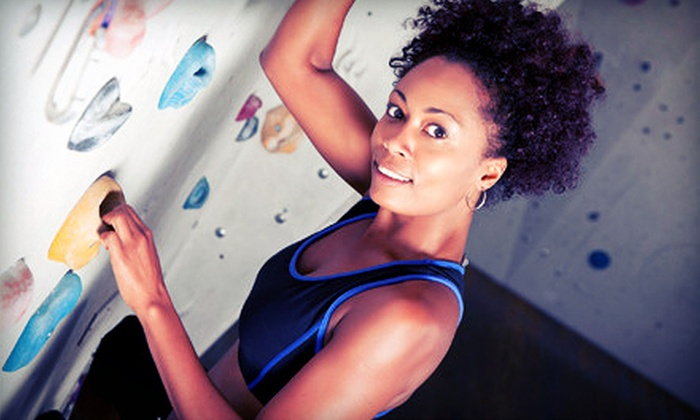 KAF Adventures - Multiple Locations: Intro to Rock Climbing Class for One or Two, or Two-Part Advanced Technique Course at Kaf Adventures (Up to 51% Off)