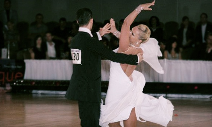 2013 Desert Classic Dancesport Championships - Palm Desert: 2013 Desert Classic Dancesport Championships at JW Marriott on July 11, 12, or 13 (Up to 37% Off)
