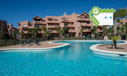 Mar Menor: apartamento de 1 o 2 dormitorios con bebida de bienvenida y descuento spa en The Residences at Mar Menor